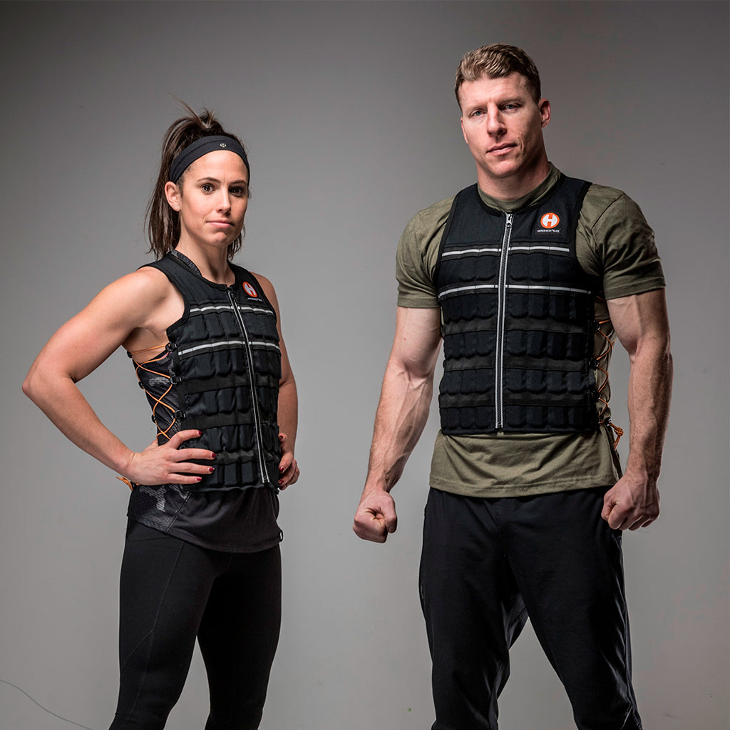 hyper vest routines, hyper vest workouts, home gym,hyperwear hyper vest pro weighted vest, hyperwear hyper vest elite Uk, Best weighted vest, girl wearing Hyperwear vest Elite, man wearing Hyperwear vest Elite, Hyper vest Elite Uk, hypervest unisex