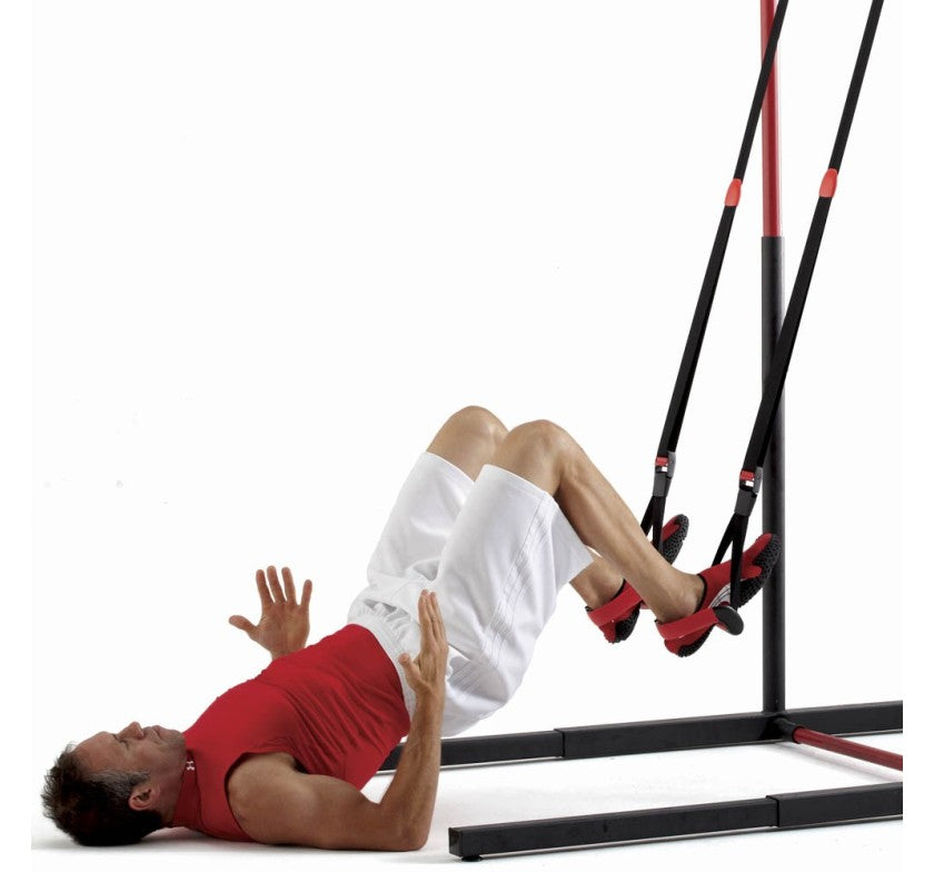 Jungle Gym XT Suspension Trainer, gym equipment for sale. abs gym equipment for sale, lifeline xt suspension trainer, door anchor, trx, anchors, exercise at home, gym at home, exercise equipment for man.