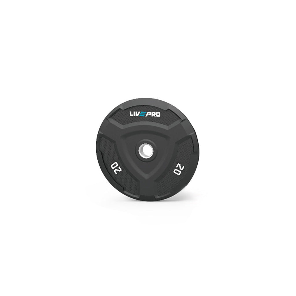 Bumber Plate, Livepro black competition bumper plate, bumber plate, steel plate, gym equipment, training at home, weights, plate exercises, bumber plate workouts.