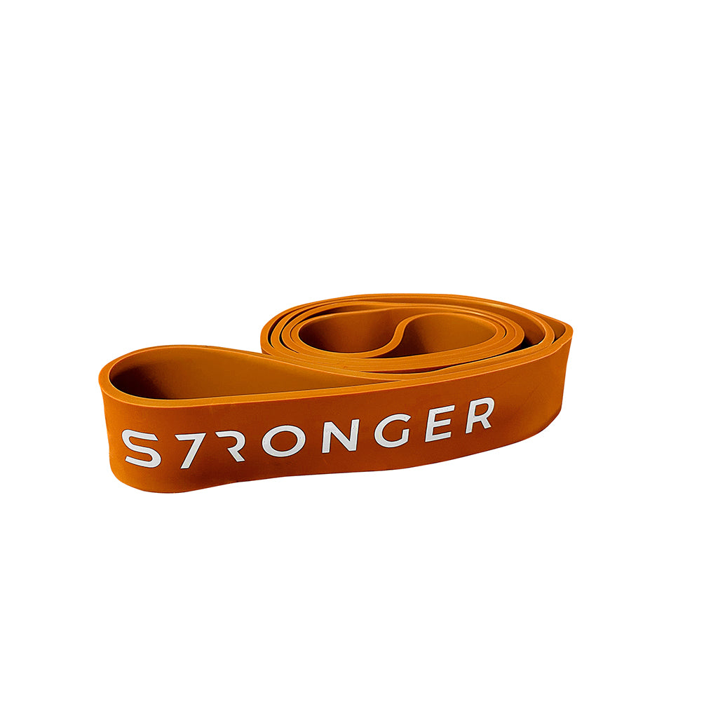 S7R Power Bands, bands to exercise, workout with bands, workout with power bands, buy power bands, power bands UK, power bands London, orange power band.