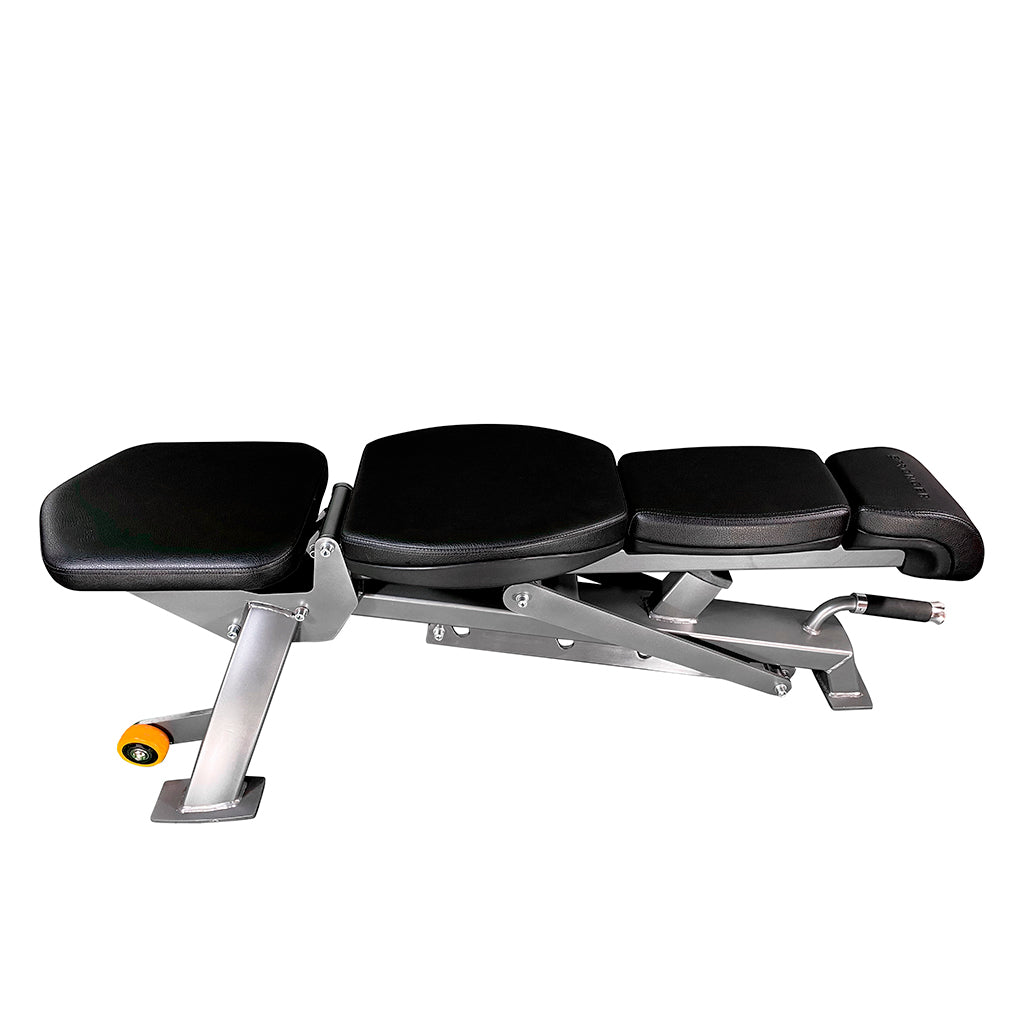 Bench, flat bench, black bench, gym equipment bench, buy bench UK, exercise in a bench.