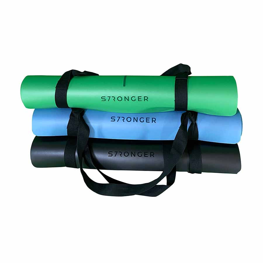 Yoga mat, exercise mat, S7R studio mat, mats for sale, mats uk, mat for yoga, fitness mat, exercises with yoga mat, yoga mat black, workouts with yoga mat, yoga mat for home, stronger collection yoga mat