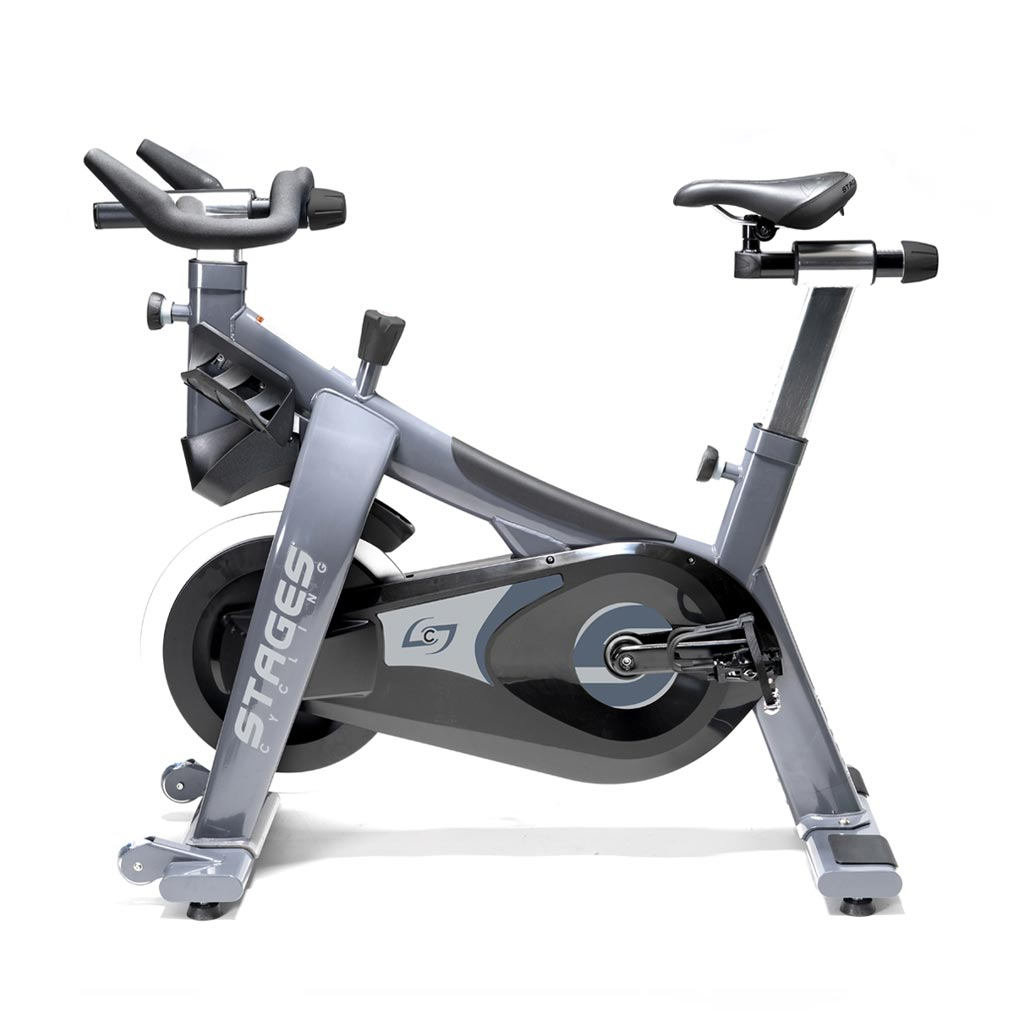 Stages Indoor bike, indoor bikes, stages spin bike, stages bike uk, stages cycling bike, best spin bikes, Stages SC1 Spin bike, buy sc1 stages, sc1 spin bike uk, training at home, home gym, gym equipment, cardio, cardio equipment, stages ex demo