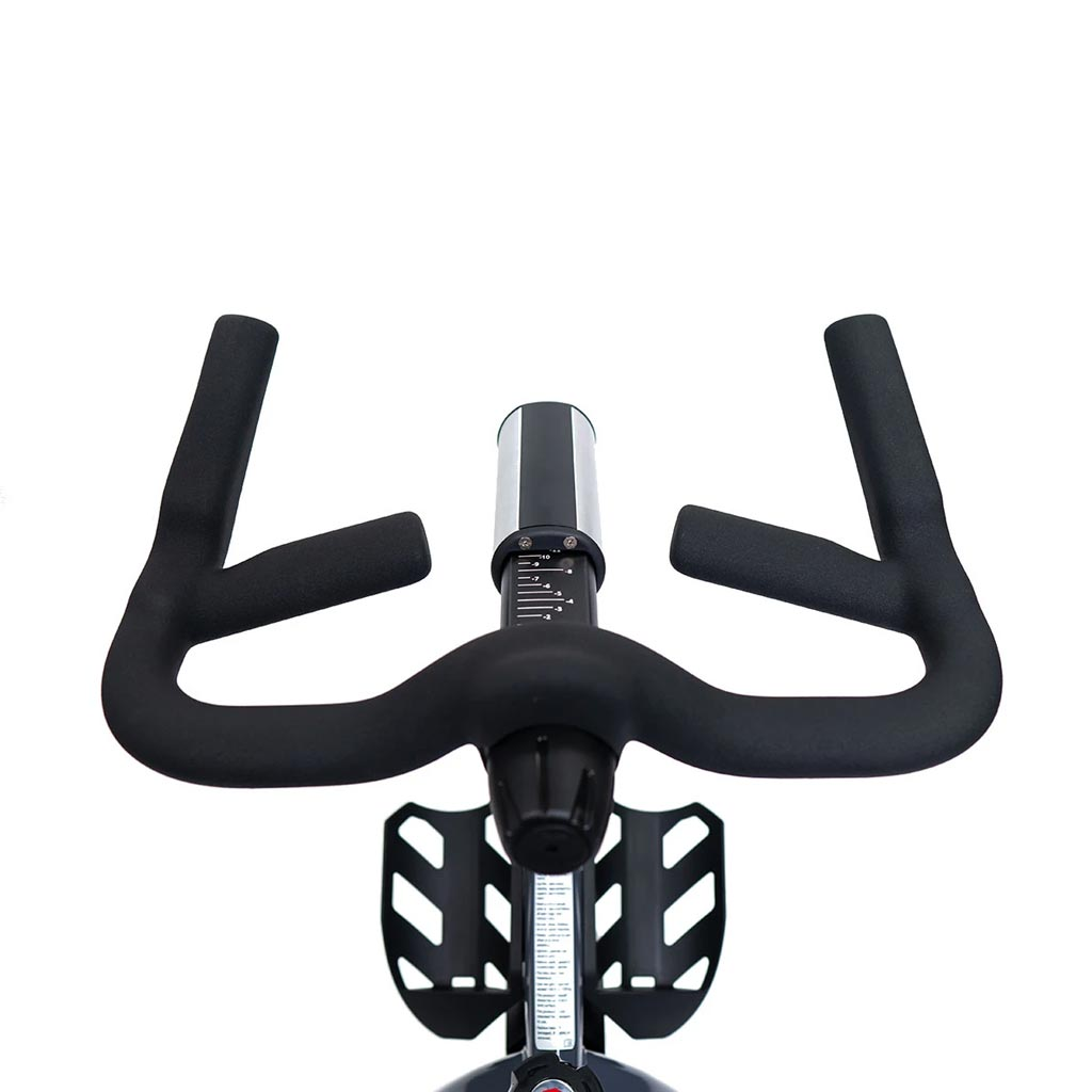 Stages Indoor bike, indoor bikes, stages spin bike, stages bike uk, stages cycling bike, best spin bikes, Stages SC1 Spin bike, buy sc1 stages, sc1 spin bike uk, training at home, home gym, gym equipment, cardio, cardio equipment, stages ex demo, stages handle, indoor bike handle.