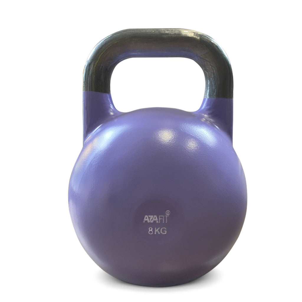 Competition Kettlebell, kettlebell steel, competition kettlebell colors, kettlebell, kettlebell best price, kettlebells uk, kettlebells buy, kettlebells routines, gym equipment, home gym, competition kettlebell 8kg