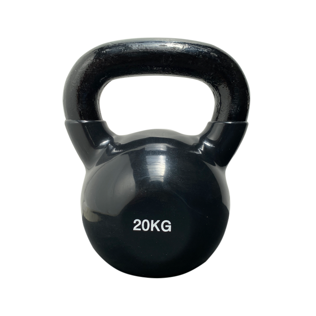 coated kettlebell 20kg, kettlebell vinyl coated Kettlebell, dumbbells and kettlebells, weights, kettlebells in stock, kettlebell uk