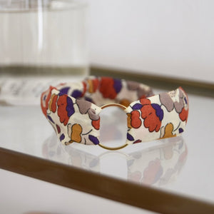 Bracelet Liberty Betsy orange - Do you speak français ?