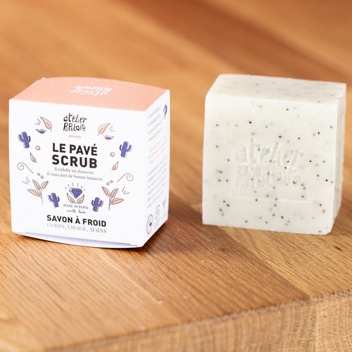 Le Pavé Scrub - Do you speak français ?
