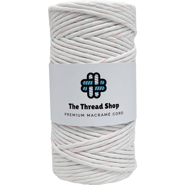 Strawberry & Cream 3mm, 100m Thread Shop Macramé Cord
