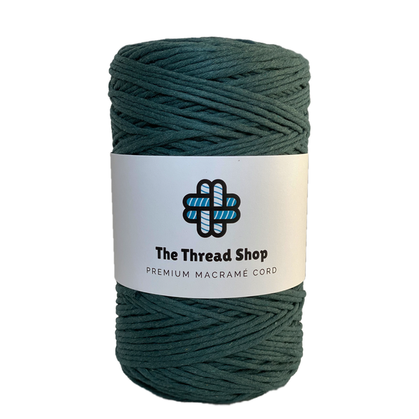 Pine 4mm, 300m Thread Shop Macramé Cord
