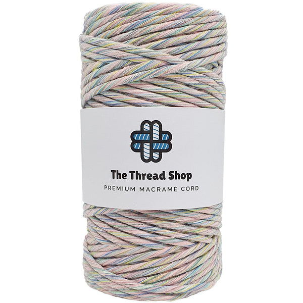 Unicorn 3mm, 100m Thread Shop Macramé Cord