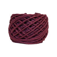 Plum 4mm, 20m/50m Thread Shop Macramé Cord