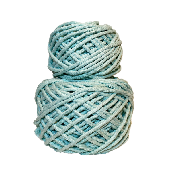 Mint 4mm, 20m/50m Thread Shop Macramé Cord