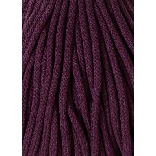 Blackberry 5mm, 20m Bobbiny Braided Cord - The Thread Shop