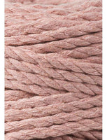 Blush 3PLY 5mm, 100m Bobbiny Macramé Cord - The Thread Shop