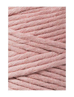 Blush 3mm, 100m Bobbiny Macramé Cord - The Thread Shop