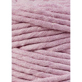 Dusty Pink 3mm, 20m Bobbiny Macramé Cord - The Thread Shop