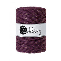 Golden Blackberry 5mm, 20m Bobbiny Macramé Cord - The Thread Shop