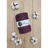 Golden Blackberry Limited Edition 5mm, 100m Bobbiny Macramé Cord - The Thread Shop
