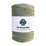 Green Lily 4mm, 300m Thread Shop Macramé Cord