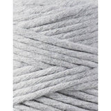 Light Grey 3mm, 20m Bobbiny Macramé Cord - The Thread Shop