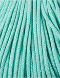 Mint 5mm, 100m Bobbiny Braided Cord - The Thread Shop