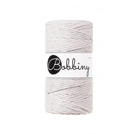 Moonlight 3mm, 100m Bobbiny Macramé Cord