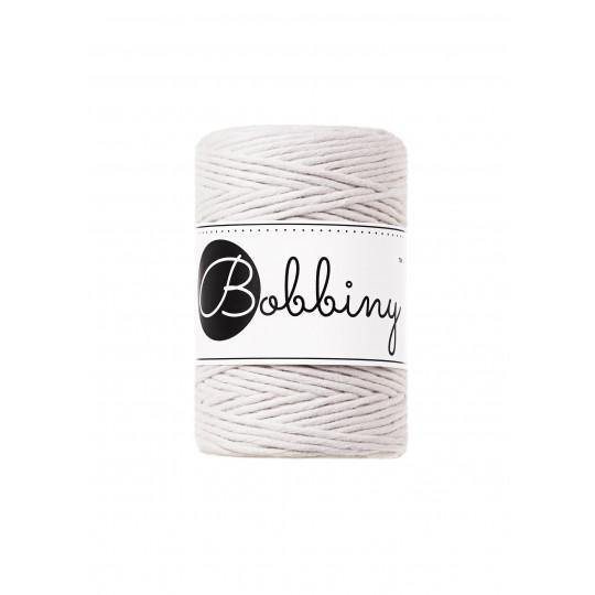 Moonlight 1.5mm, 100m Bobbiny Macramé Cord