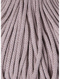 Pearl 5mm, 100m Bobbiny Braided Cord - The Thread Shop