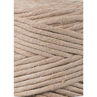 Sand 3mm, 20m Bobbiny Macramé Cord - The Thread Shop