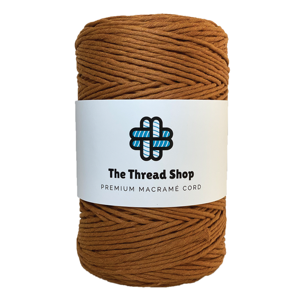 Spice 4mm, 300m Thread Shop Macramé Cord
