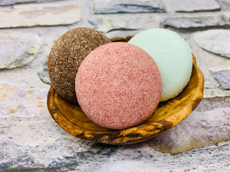 Picking the right type of Shampoo Bar
