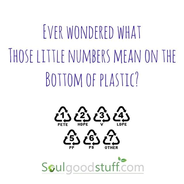 Types of plastic explained - Is the plastic you are re-using dangerous for your health?