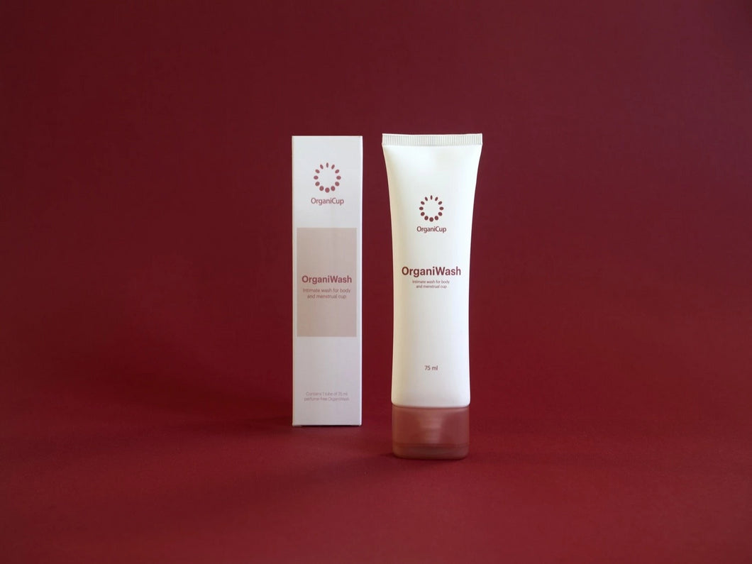 Organiwash - PH Balanced Cleanser for Body and Cup