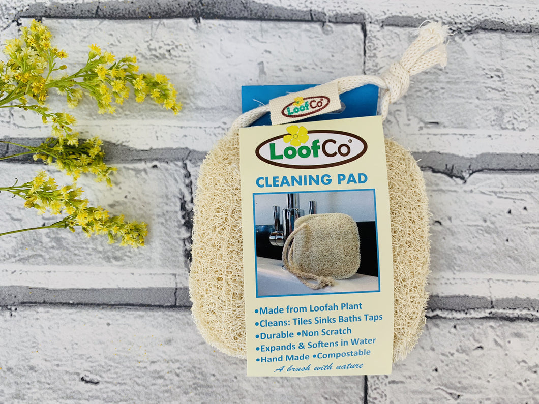 Cleaning Pad Loofah
