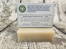 Load image into Gallery viewer, Lavender and Tea Tree Natural Shampoo Bar