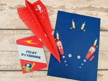 Load image into Gallery viewer, Origami Paper Planes Kit