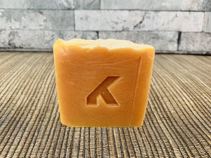 Lemon Peel Natural Shampoo Bar