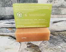 Load image into Gallery viewer, Lemongrass and Hemp Bath Soap