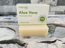 Load image into Gallery viewer, Aloe Vera Bath Soap