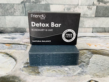 Load image into Gallery viewer, Detox Bar - Activated Charcoal