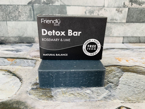 Detox Bar - Activated Charcoal