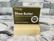 Load image into Gallery viewer, Shea Butter Facial Cleansing Bar