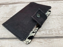 Load image into Gallery viewer, Moustache Design Cork Leather Passport Holder