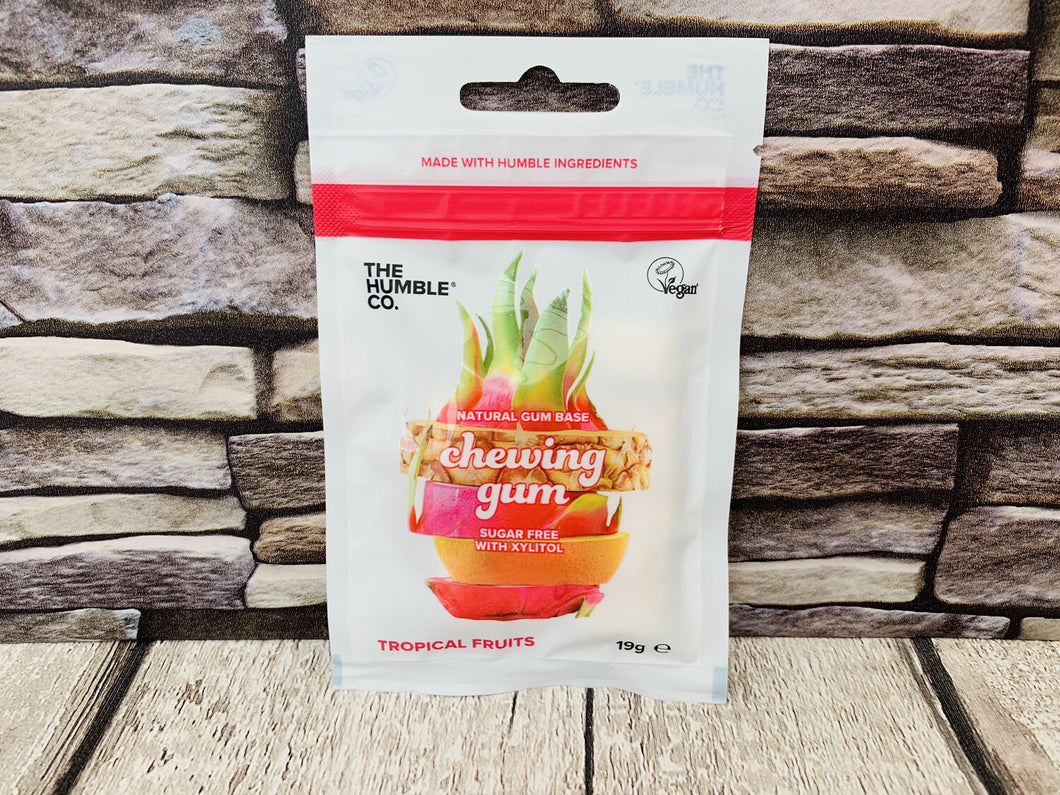 Natural Chewing Gum - Tropical Fruits