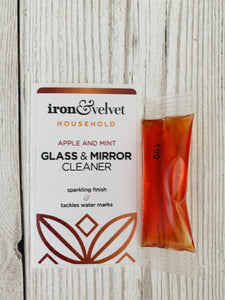 Plastic Free - Glass and Mirror Cleaner (Apple and Mint)