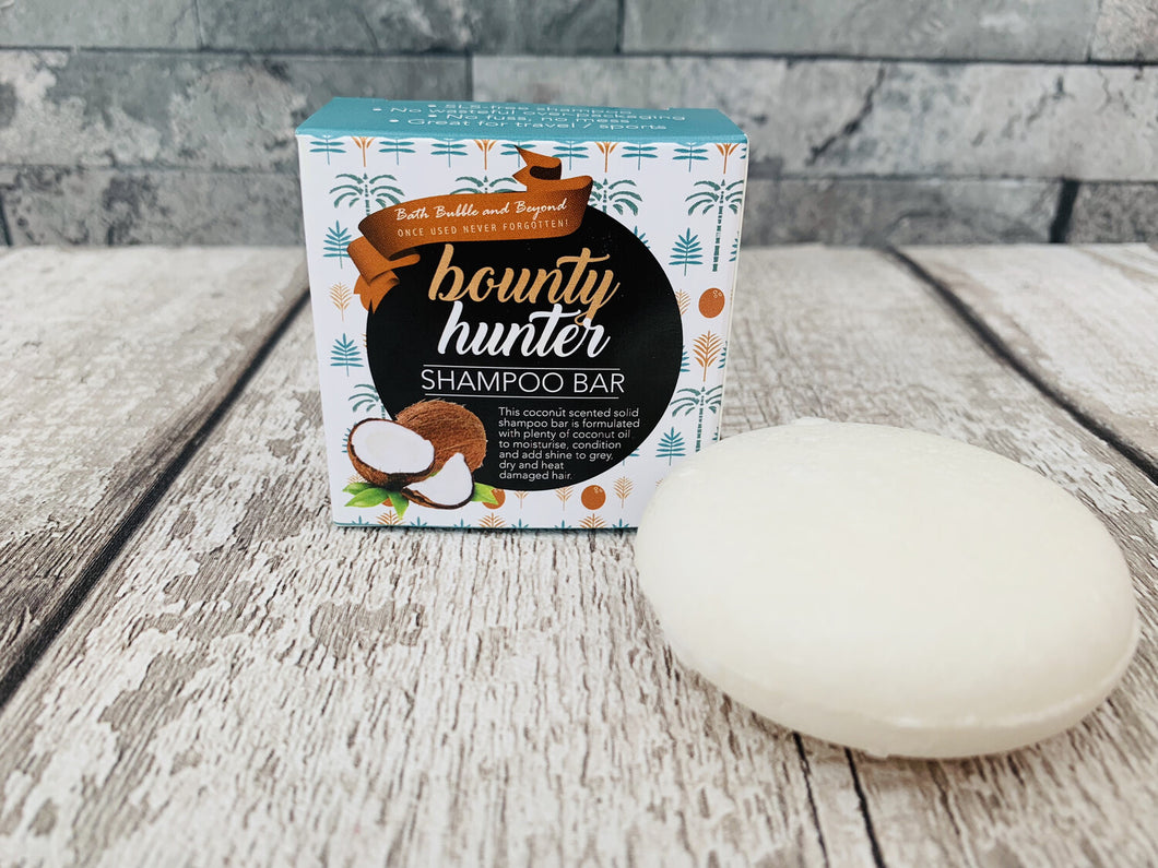 'Bounty Hunter' Shampoo Bar