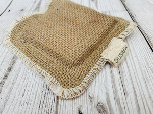 Hemp No Scratch Sponge/Scourer