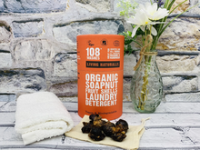 Load image into Gallery viewer, Organic Soapnuts Fruit Shells Laundry Detergent *108 washes