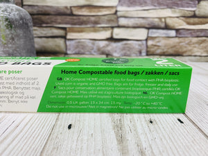 Food and Freezer Bags Home Compostable (2 litres)